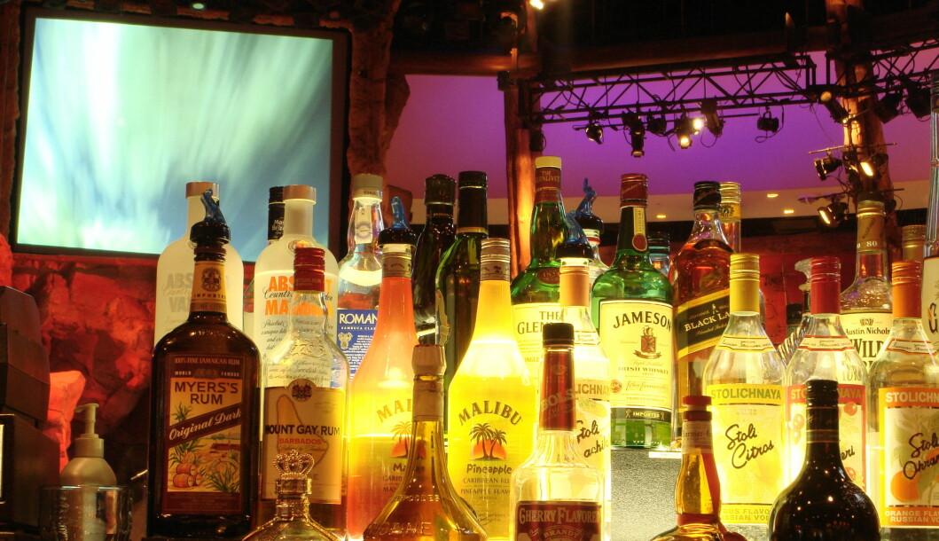 "Illustrasjonsbilde ""Booze"". Foto: Flickr/CreativeCommons/Casey"
