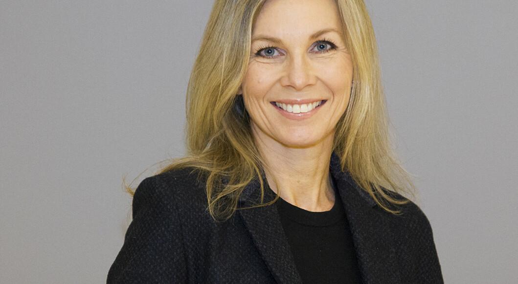 Advokat Kristin Tingberg Sandvik i Adecco