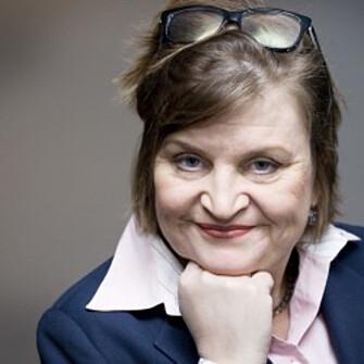 Redaktør Elin Ørjasæter