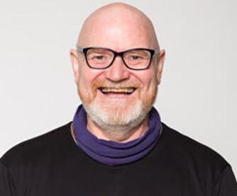 Professor og forfatter Jon-Arild Johannessen. Foto: Høyskolen Kristiania.