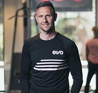 Produkt og salgsdirektør i Evo, Henning Holm. Foto: Evo Ftiness.