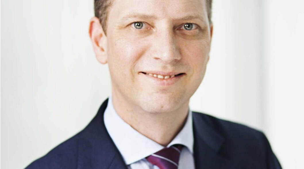 Advokat Einar Engh i advokatfirmaet Hjorth