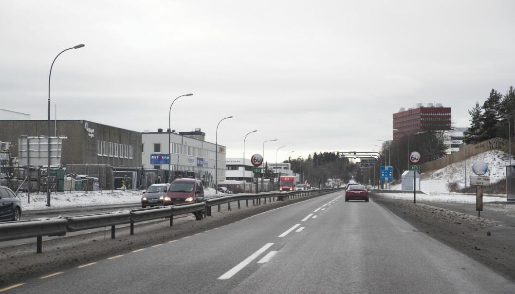 Store ringvei, Oslo. Foto: Scanpix