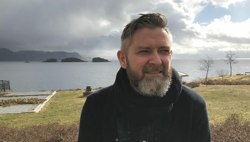 Cato Brunvand Ellingsen. Foto: Privat