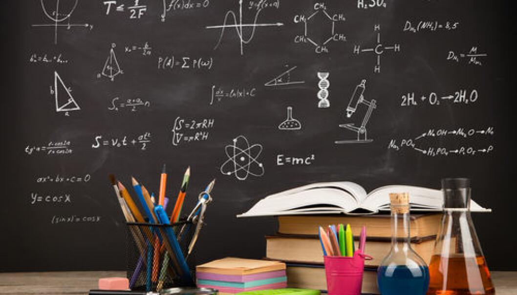 Det lønner seg å ta en skikkelig utdannelse - bokstavlig talt.  Illustrasjonsfoto: Shutterstock