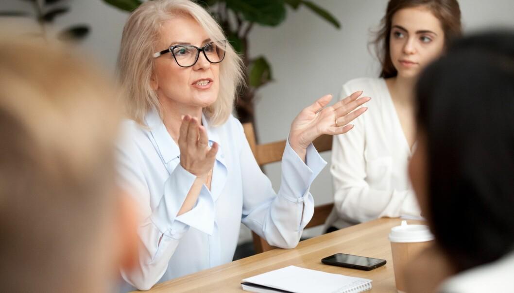 Myke egenskaper, som for eksempel det å beherske en forhandlingssituasjon, fremheves som en viktig og etterspurt ferdighet i dansk arbeidsliv. Illustrasjonsfoto: Shutterstock.