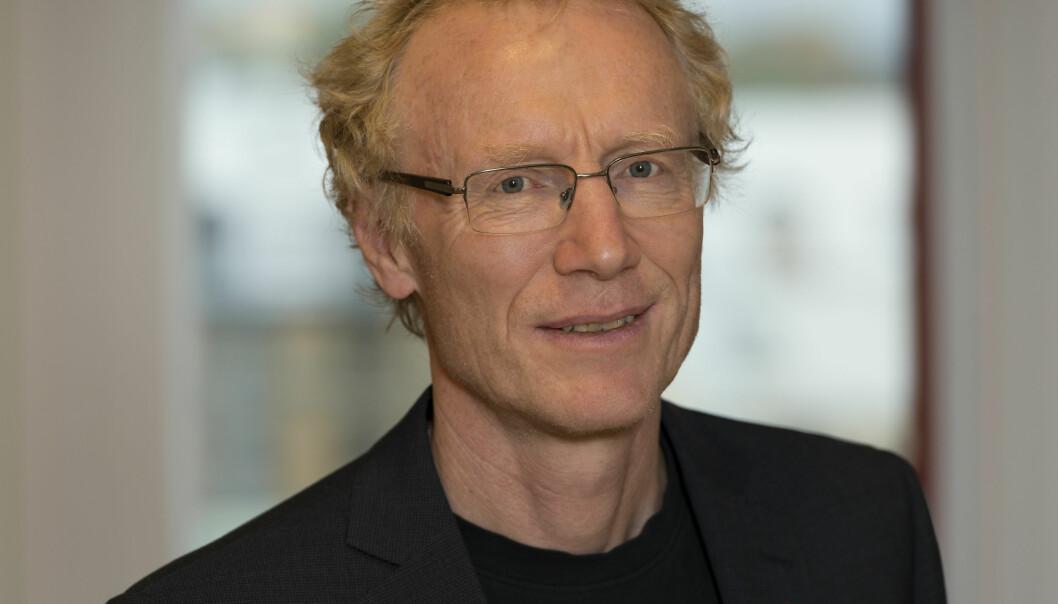 Steinar Krogstad, nestleder i Fellesforbundet, vil følge opp pensjon og bemanningsbranskjen i 2019. Foto: Morten Løberg/Fellesforbundet.