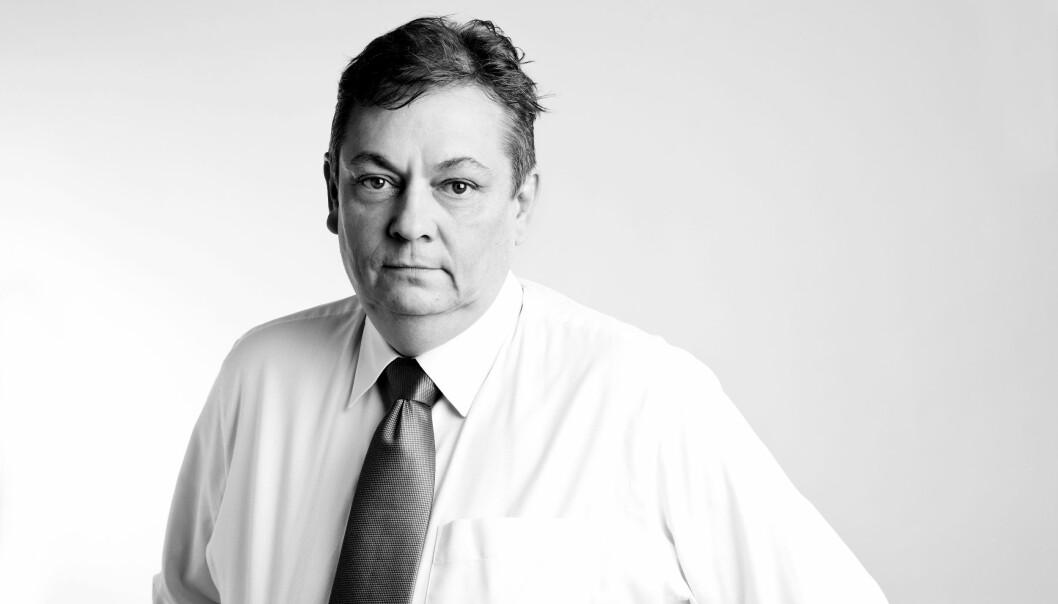Trond Markussen, president i NITO, vil styrke medlemmenes rett til overtidsbetaling. Foto: NITO.
